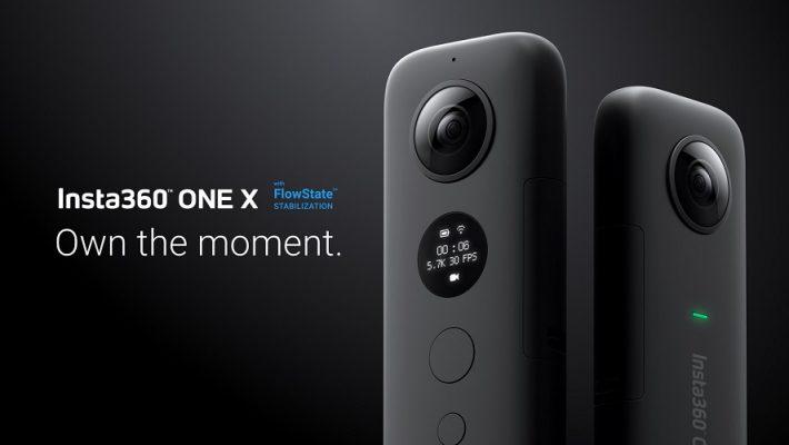 360° kamera Insta360 One X